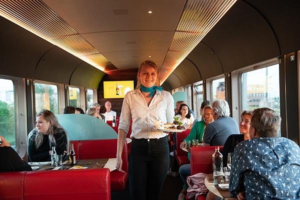 Persbericht: Overname Dinner Train