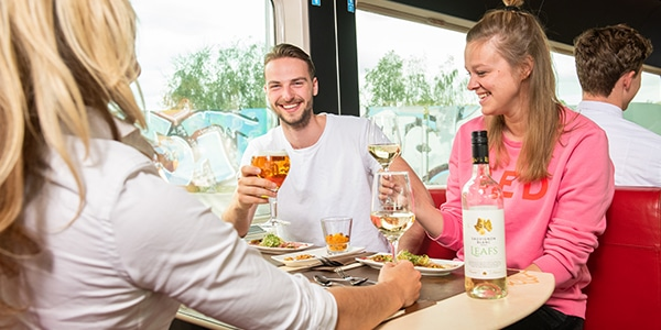BierSpijs-WijnSpijs Dinner Train